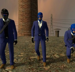 Realistic Spy Skin-Kane & lync For Garry's Mod Image 1
