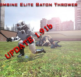 Update! CE Baton Thrower.zi For Garry's Mod Image 1