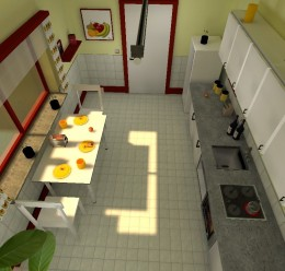 Big Kitchen Map For Garry's Mod Image 1