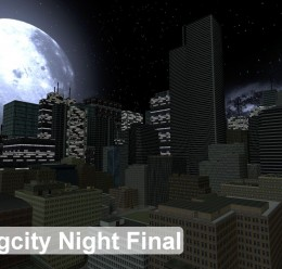 gm_bigcity_night-_final.zip For Garry's Mod Image 1