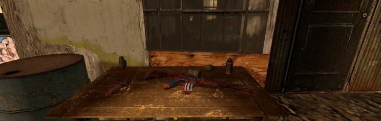 rusted_weapons.zip For Garry's Mod Image 1