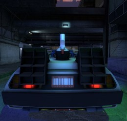drivable_delorean.zip For Garry's Mod Image 3