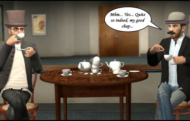 Tea Set For Garry's Mod Image 1