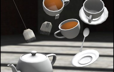 Tea Set For Garry's Mod Image 2