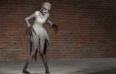l4d2_bride_witch.zip For Garry's Mod Image 1