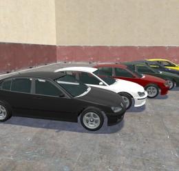 GTA IV Lokus & Sanchez For Garry's Mod Image 1