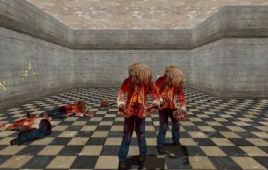 zombie_hallway.zip For Garry's Mod Image 1