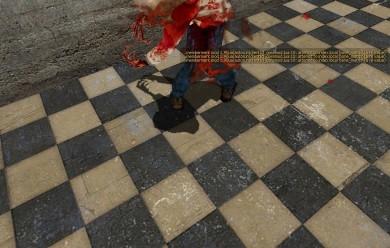 zombie_hallway.zip For Garry's Mod Image 2