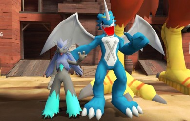 ExVeemon For Garry's Mod Image 1