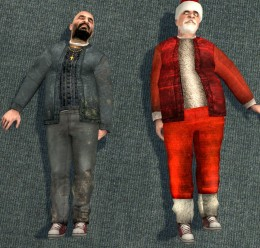 Santa Claus For Garry's Mod Image 1