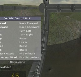 Vehicle Control 2.2.6 For Garry's Mod Image 1