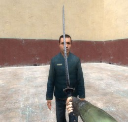 Katana Version 2 For Garry's Mod Image 3