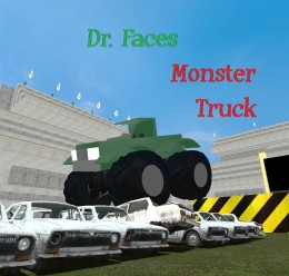 dr_faces_monster_truck.zip For Garry's Mod Image 1