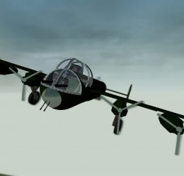 lancaster_bomber.zip For Garry's Mod Image 3