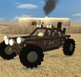 rustybuggy.zip For Garry's Mod Image 1