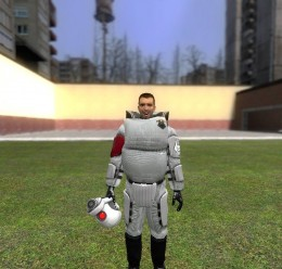 helmetless_combine_elite.zip For Garry's Mod Image 1
