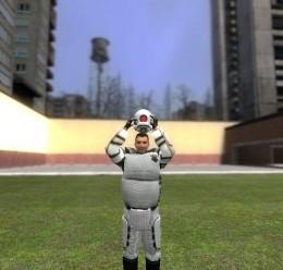 helmetless_combine_elite.zip For Garry's Mod Image 2