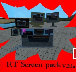 rt_screen_packv.2.1a.zip For Garry's Mod Image 1