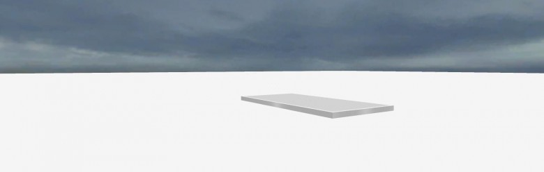 gm_flatgrass_white.zip For Garry's Mod Image 1