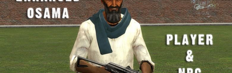 Osama bin Laden Player For Garry's Mod Image 1