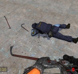 crossbar.zip For Garry's Mod Image 3