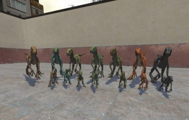 raptorpack.zip For Garry's Mod Image 1