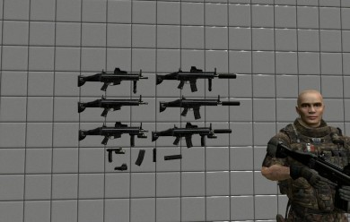 hexed_scar-l_with_bodygroups.z For Garry's Mod Image 1