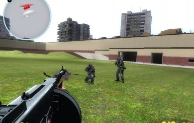 serious sam sweps beta For Garry's Mod Image 2