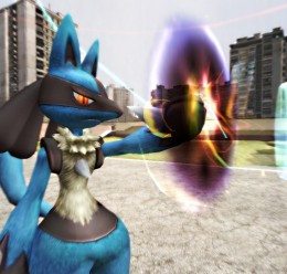 lucario.zip For Garry's Mod Image 1