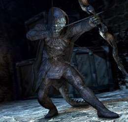 Skyrim Argonians and Weapons For Garry's Mod Image 2