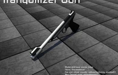 tranq.zip For Garry's Mod Image 1
