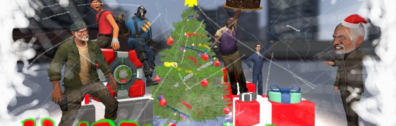 Christmas Pack For Garry's Mod Image 1