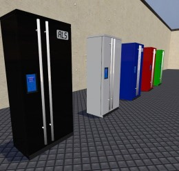 Fridge with 5 skins For Garry's Mod Image 1