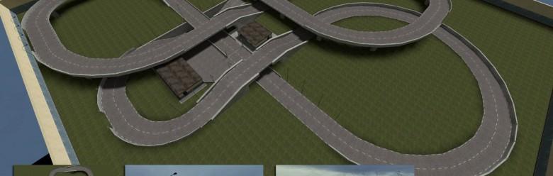 Racer Track For Garry's Mod Image 1