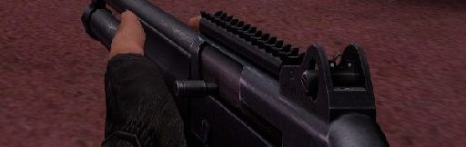TTT Silenced Shotgun