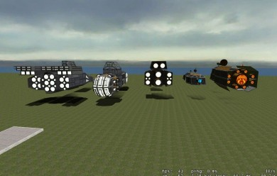 sf_ship_pack.zip For Garry's Mod Image 2