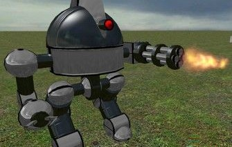 holo_mech.zip For Garry's Mod Image 2