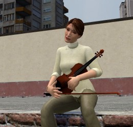 violin+bow.zip For Garry's Mod Image 1