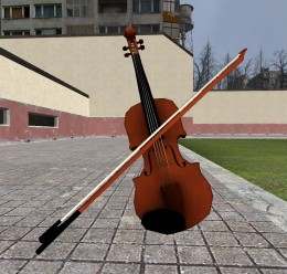 violin+bow.zip For Garry's Mod Image 2