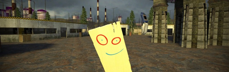 Plank Player For Garry's Mod Image 1