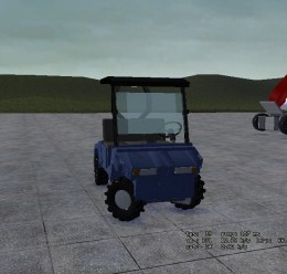 Butler's Golf Cart.zip For Garry's Mod Image 1