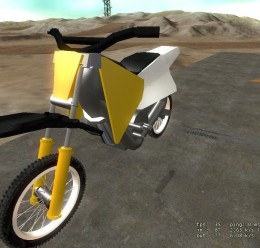 dirtbike_kp3.zip For Garry's Mod Image 1