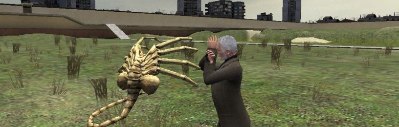 facehugger_replacement.zip For Garry's Mod Image 1