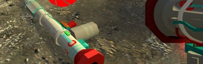 Portal Rocket Launcher Reskin For Garry's Mod Image 1