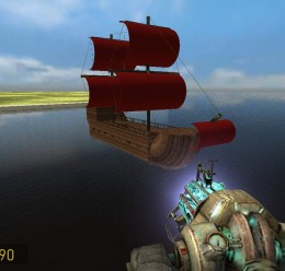 Pirate Ship For Garry's Mod Image 1