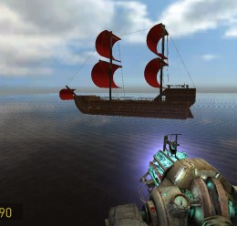 Pirate Ship For Garry's Mod Image 2