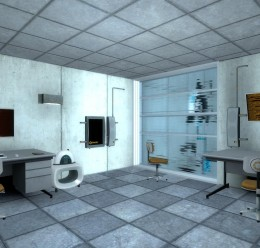 Portal Observatory Room For Garry's Mod Image 1