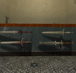 swords_pack.zip For Garry's Mod Image 2