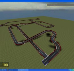 race track.zip For Garry's Mod Image 1