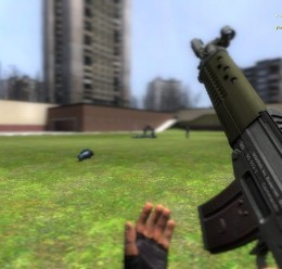 sg552.zip For Garry's Mod Image 3